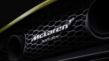 Mclaren Artura. C'est Le Nom De La Nouvelle Supercar Hybride