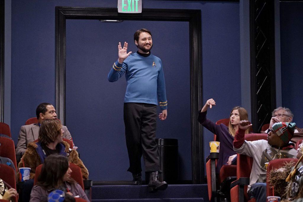 Wil Wheaton dans la saison 9 de `` The Big Bang Theory ''