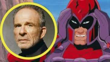 David Hemblen Meurt, Magneto Sur X Men: La Série Animée Avait