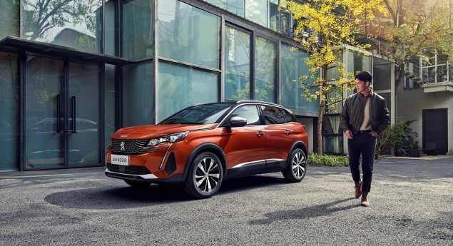 Peugeot. Nouveaux Suv 4008 Et 5008 Dévoilés Au Salon De