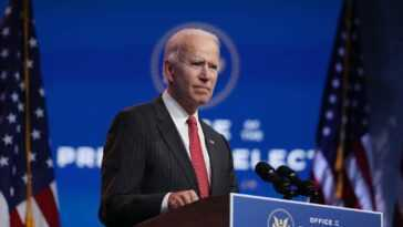 Joe Biden Dit De `` Se Repentir '' Du Soutien