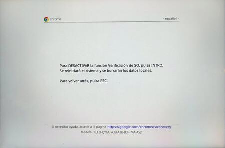 Chromebook Linux5 5
