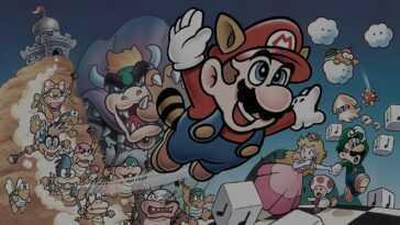 mise aux enchères de Super Mario Bros.3