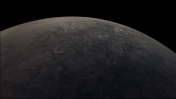 Survolez Jupiter Dans Cette Superbe Vidéo Du Vaisseau Spatial Juno