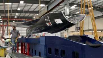 Stratolaunch Commence à Construire Un Avion Hypersonique Talon Pour Les