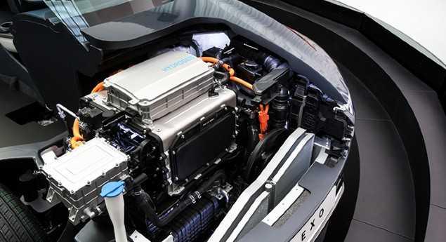 Grâce à Hyundai. Ineos Grenadier 4 × 4 Peut Fonctionner