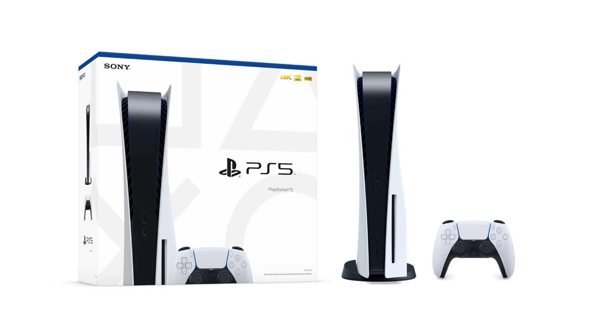 Ps5: Le Packaging De La Console Est Sur Ebay Pour