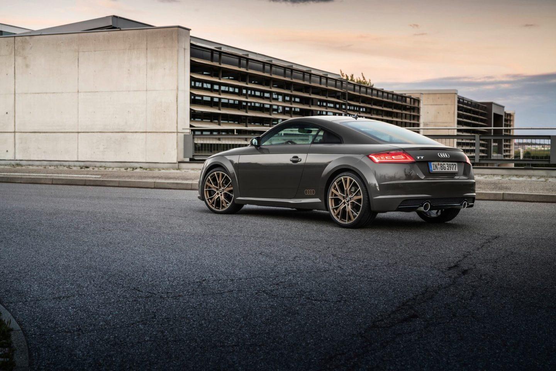 Sélection Audi TT Bronze