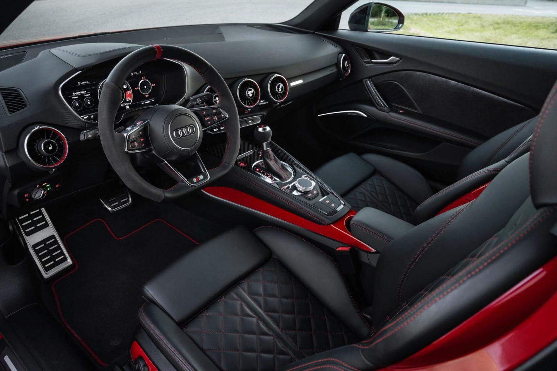 Audi TTS Compétition Plus