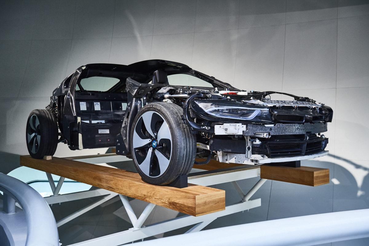 BMW i.  Mobilité visionnaire