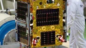 Astroscale Testera La Technologie De Nettoyage Des Déchets Spatiaux Avec