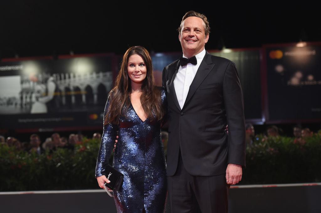 Vince Vaughn et sa femme