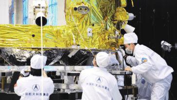 Chang'e 5: La Chine Lance Un Exemple De Mission De