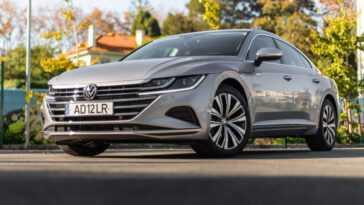 Nous Avons Testé La Nouvelle Volkswagen Arteon 2.0 Tdi De