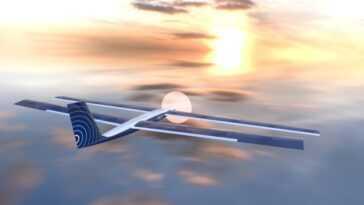 SolarXOne - le drone autonome à énergie solaire conçu pour rester en l'air et collecter des données indéfiniment