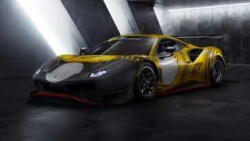 Ferrari 488 Gt Modificata. Le Nouveau «jouet» De Ferrari Pour