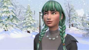 Les Sims 4: En Route Pour Snow Paradise Vacances