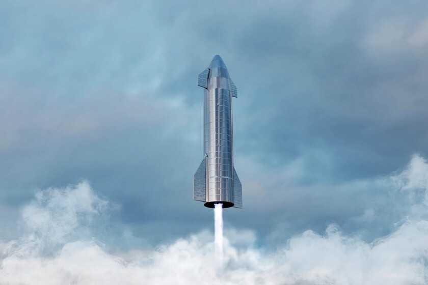 Le vaisseau spatial de SpaceX est prêt pour un vol de 15 km de haut la semaine prochaine, Elon Musk ne voit que 33% de chances de succès