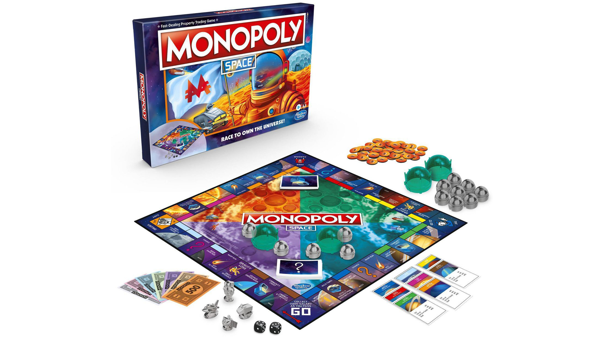 Espace Monopoly