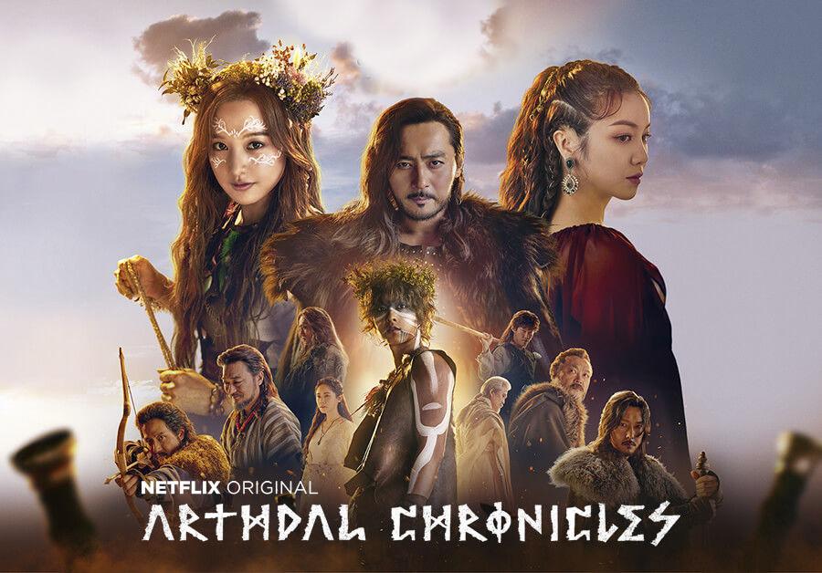 Arthdal-Chronicles-Poster-Best-Korean-drama-2019 • Drama Milk