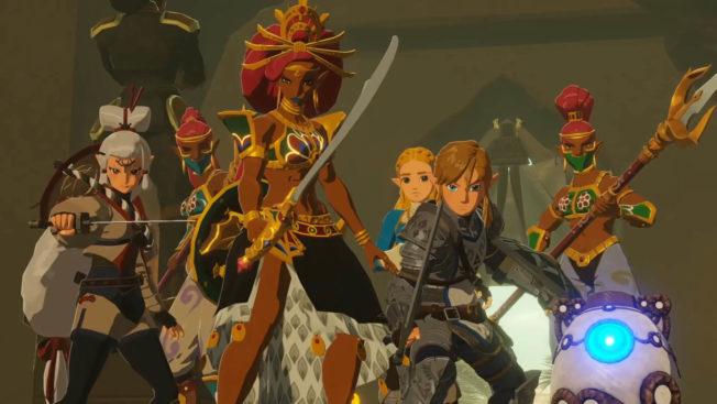 Hyrule Warriors Temps de Désolation - Image 3