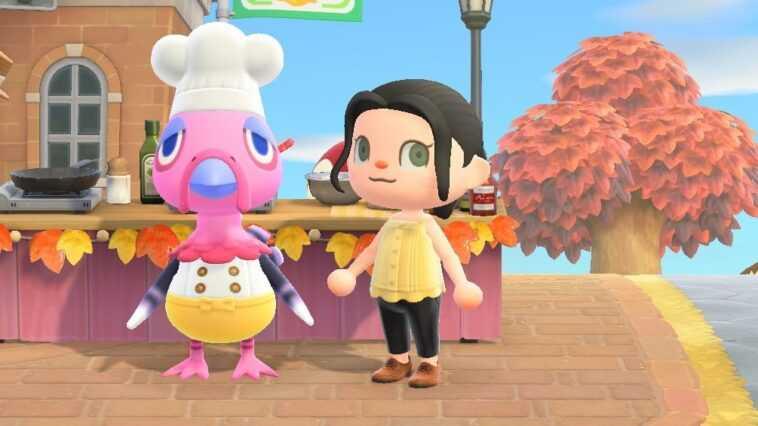 Animal Crossing Célèbre Aujourd'hui Un Festin Gastronomique: Tous Les Ingrédients