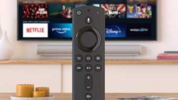 Amazon Fire Tv Stick Avec Alexa L'entrée Peu Coûteuse