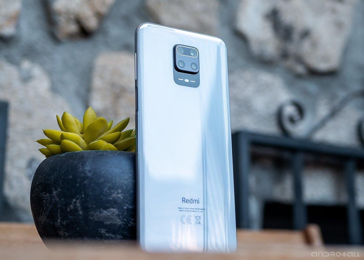 Redmi Note 9 Pro, blanc