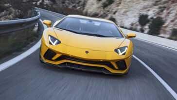 Officiel. Le Successeur De La Lamborghini Aventador Gardera Le V12