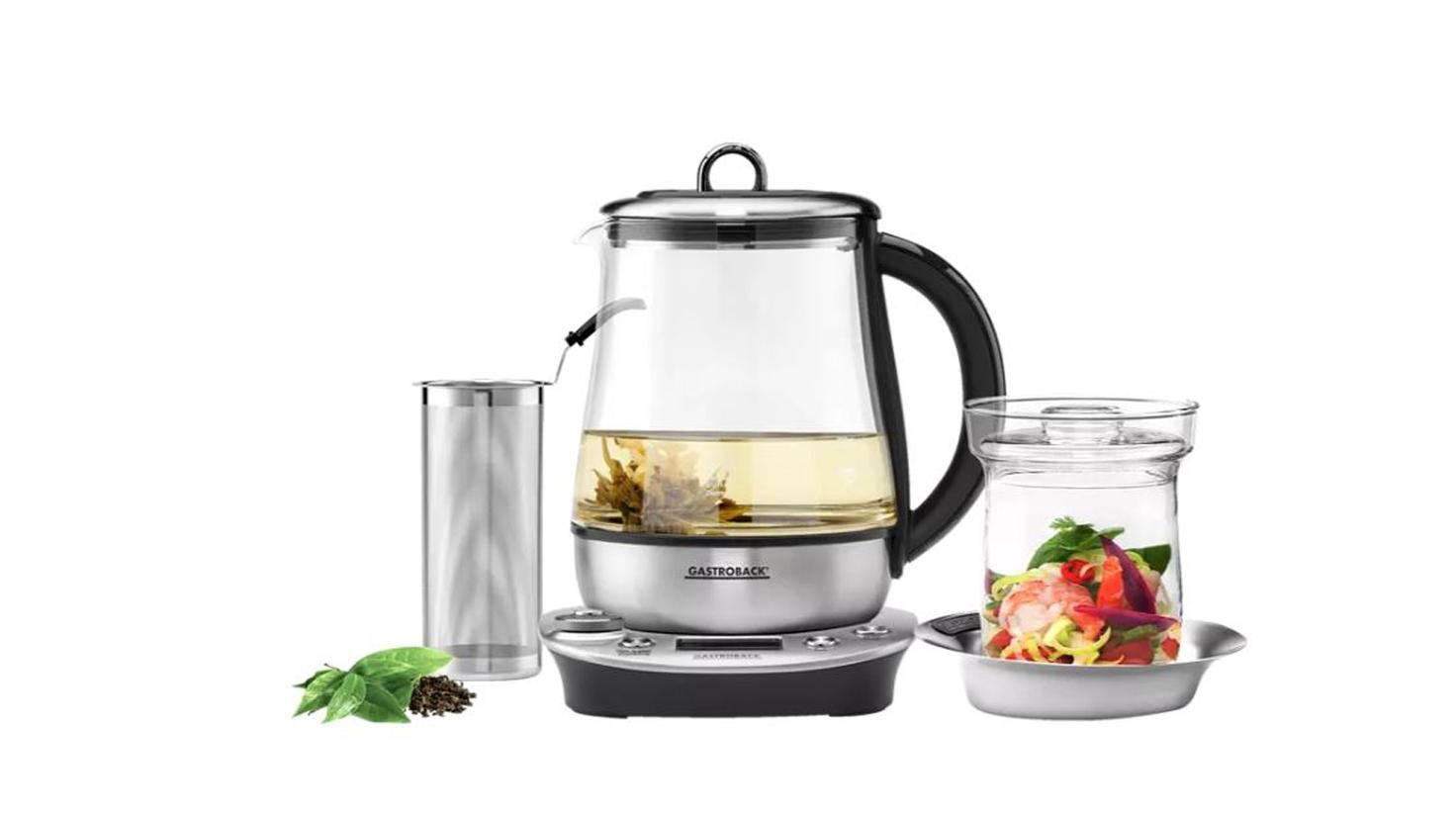 Gastroback 42438 Design Tea & More Machine à thé avancée