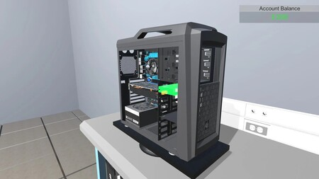 Simulateur de bâtiment PC 3