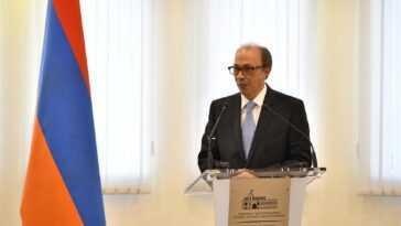 """L'arménie Affirme Que Le Sénat Français A Franchi """"une étape"""