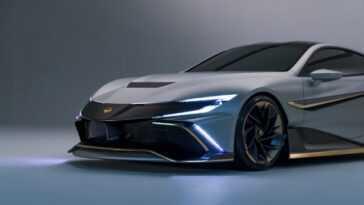 Naran Annonce Une Hypercar Exclusive Avec Un Moteur V8 De