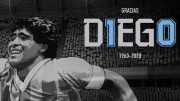 Fifa 21 Rend Hommage à Diego Armando Maradona Avec Les