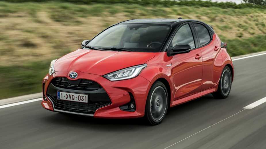 Nouvelle Toyota Yaris. Savez Vous Ce Qu'est Le Toyota Safety Sense?