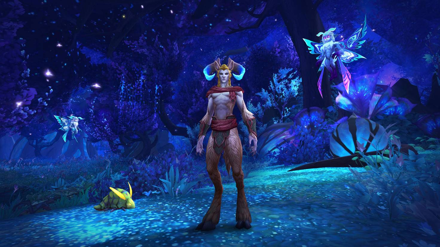 World of Warcraft Shadowlands Ardenwald