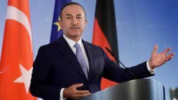 """La Turquie Rejette """"complètement"""" La Résolution Du Sénat Français Qui"""