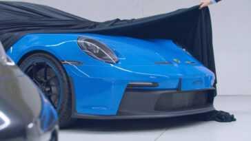 La Nouvelle Porsche 911 Gt3 Est Presque Visible. Et Après?