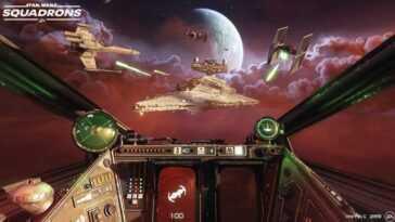 Les Escadrons De Star Wars Ont Explosé De Force à