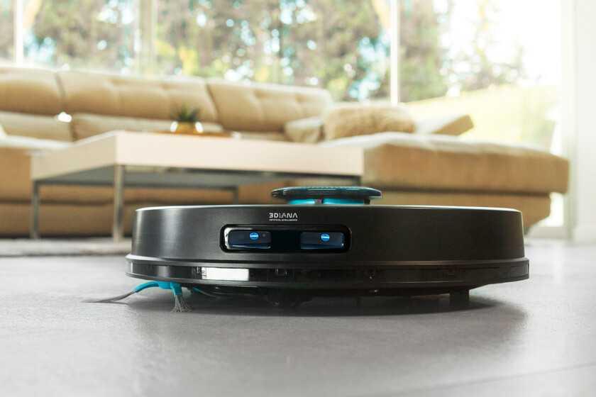 Cecotec Conga 7090: le nouvel aspirateur robot dispose d'une caméra et d'une intelligence artificielle pour détecter les objets