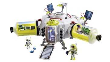 Playmobil Mars Space Station Réalise La Vente Cosmique Du Black