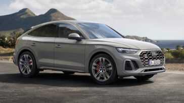 Aussi Le Sq5. Nouvelle Audi Q5 Sportback Désormais Disponible En