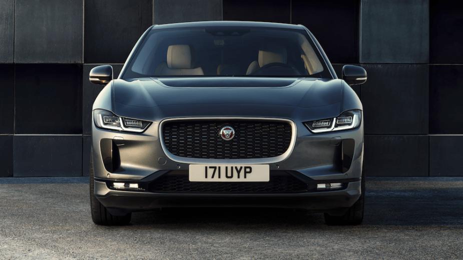 Aussi Puissant Qu'efficace. Jaguar I Pace Pack Sport (2021)