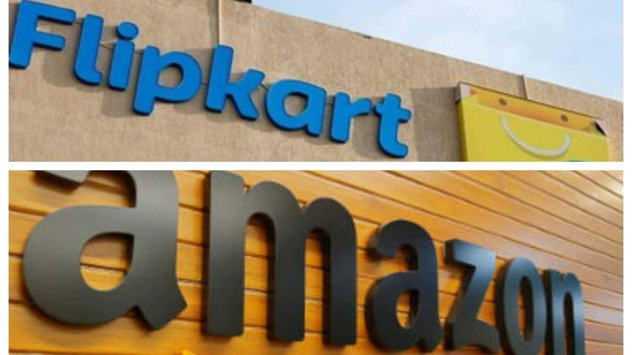Flipkart Group Et Amazon Accaparent 88% De Part De Marché