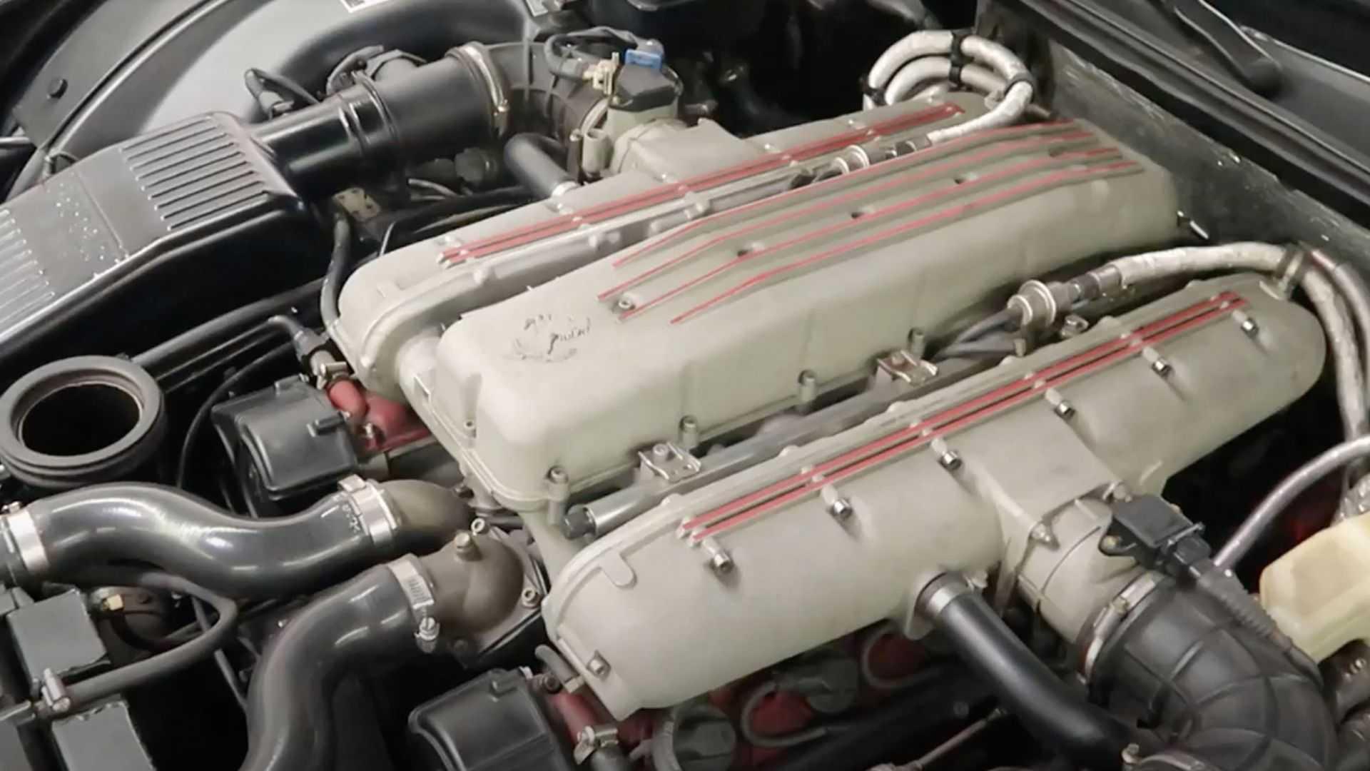 Moteur Ferrari V12