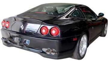 La Ferrari 550 Maranello D'eddie Van Halen Est Mise Aux
