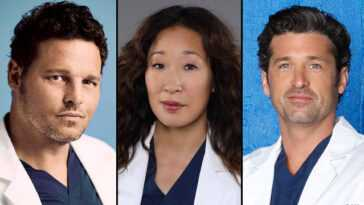Every Grey's Anatomy Actor Who Left The Show And Why