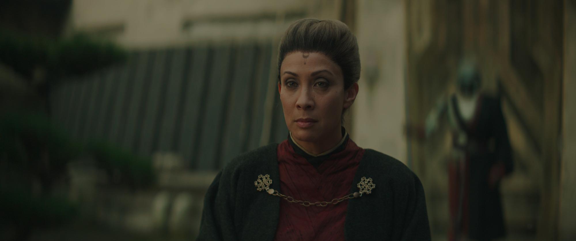 Le magistrat dans l'épisode 5 de 'The Mandalorian'