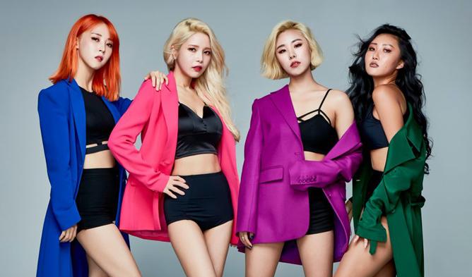 Compilation de type idéal des idoles: MAMAMOO    Kpopmap - Couverture Kpop, Kdrama et Trend Stories