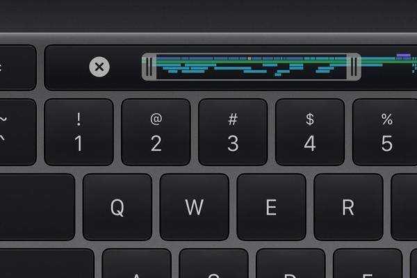 Apple brevète une Touch Bar avec la technologie Force Touch — MacBook Pro